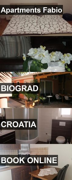 Apartments Fabio in Biograd, Croatia. For more information, photos, reviews and best prices please follow the link. #Croatia #Biograd #travel #vacation #apartment