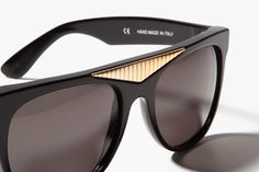 Check out the latest collection from Super for 2013! They can be purchased here.  SUPER, by RETROSUPERFUTURE®, ignited the phenomenon of acetate sunglasses. They are made in multiple color graduations, which has generated a big trend starting in