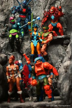 https://flic.kr/p/aFd5AY | For Skeletor | Ambush.  Masters of the Universe Classics
