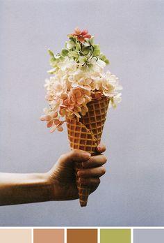 Achados da Bia | Inspiração do Dia | Buque de flores - http://www.achadosdabia.com.br