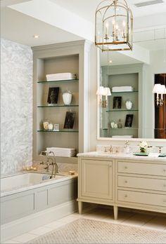 marble bath-Brian Gluckstein design