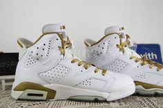 Air Jordan 6 Retro Golden Moments