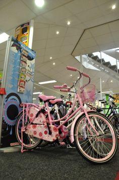 #kinderfiets #van vliet tweewielers #Hoorn #roze #meisjes #fiets #van vliet #fietswinkel #meisjesfiets