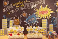Una seus poderes com os poderes do seu noivo e transforme seu casamento em uma aventura de super-heróis!
