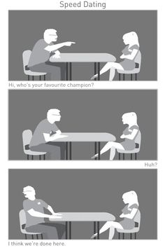 Nerd speed dating chicago