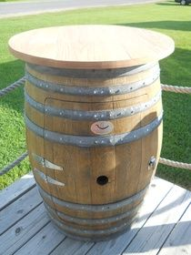 977 - Idee d'arredo da #botti in legno per case rustiche, pub, ristoranti e ville da ceromonia