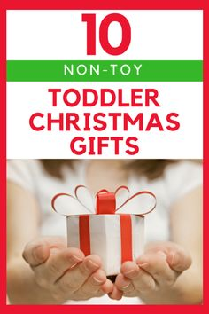 Toddler Christmas gift ideas that your child will actually play with. Encourage creative play and toddler learning with these subscriptions and non toy gifts for your kids. Learning Christmas Gifts, Toddler Christmas Gifts, Toddler Gifts, Toddler Toys, Family Christmas, Christmas Ideas, Fun Activities For Toddlers, Parenting Toddlers, Infant Activities