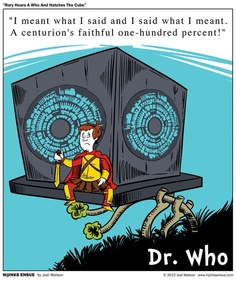 Again, someone needs to make doctor who/seuss mash up series.