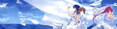 #4k deep blue sky and pure white wings hd wallpaper (4879x1254)