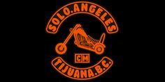 Solo Angeles Club de Motocicletas (Solo Angels Motorcycle Club)