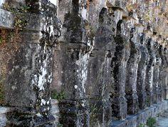 Cemetry Wall, Santiago de Compostela, Galicia, España