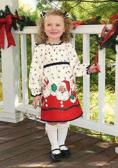 Image detail for -retro santa dress