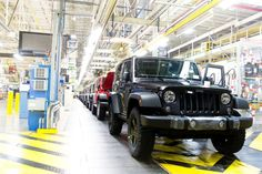 Jeep Wrangler = Most American Vehicle