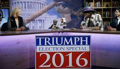 Triumph Election Specials 2016
