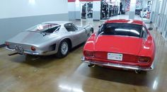 Iso Grifo (red)