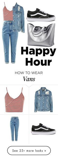 """""""Untitled #162"""" by aysenur-odemis on Polyvore featuring Topshop and Vans"""