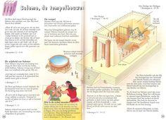 Salomo, de tempelbouwer, de wijsheid van Salomo, de tempel, wie is de echte moeder