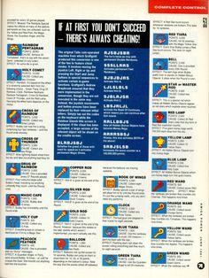 Amiga Power Rainbow Islands guide Page 8