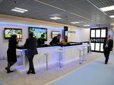 Stand MNIITEP on MIPIM 2014 Cannes #gcgranat #exhibitionservices