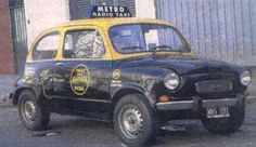 Taxi Fiat 600
