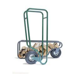 Green and grey fleimio woodhoppers horizontal and vertical. Firewood Holder, Tool Cart, Homestead Survival, Wood Storage, Green And Grey, Baby Strollers, Diy And Crafts, Indoor, Good Things