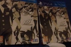 [image] Someone appears to have screwed up my Persona 5 order. #Playstation4 #PS4 #Sony #videogames #playstation #gamer #games #gaming