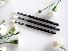 Zoeva makeup brushes / charlottaeve.com