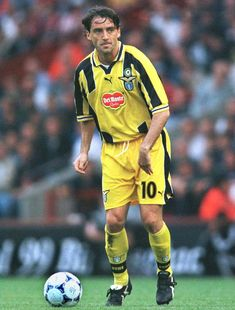 Lazio Roberto Mancini Forward 1997-2001 Large photo