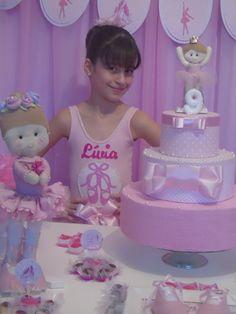 ternura em feltro: Minha boneca mais linda faz 9 anos!!!