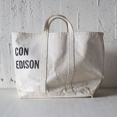 Image result for 1950s canvas tote