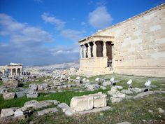 The Parthenon..
