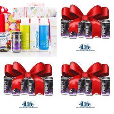 Regala salud y belleza en esta Navidad  www.tiendafuentedevida.my4life.com