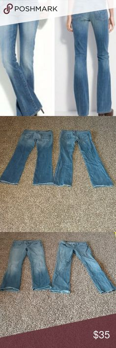 Citizens of Humanity Kelly #001Stretch Low Waist Citizens of Humanity Kelly #001Stretch Low Waist Bootcut Jeans. Size 30. Inseam 30 and 31. Lot of two jeans. In EUC. Citizens Of Humanity Jeans Boot Cut