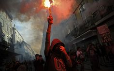 Protests, Strikes Spread Across Europe In Opposition To Austerity Measures