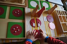 Montessori fraction works and resources