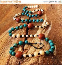 Black Friday Sale Wrap Around Necklace  by ArtisansintheAndes