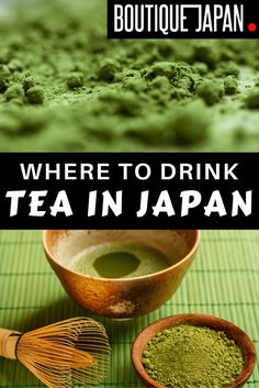 Japan is a tea lover's paradise. Learn about different kinds of tea in Japan, where to drink tea in Tokyo and Kyoto, and more! Go To Japan, Visit Japan, Japan Trip, Tea Japan, Tokyo Trip, Japan Japan, Kyoto, Japan Travel Tips, Asia Travel