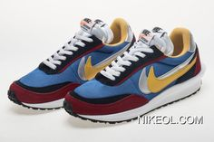 new style 9818c 56446 Black Blue Red Nike Nestle Ldv Waffle Sacai Ar8001-004 Discount Nike Kicks,  Nike