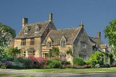 Chipping Campden, Gloucestershire, England.