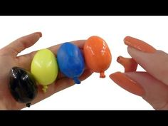 DIY Miniature ✪ Ballons ✪ for Dollhouse TUTORIAL – Crafts - YouTube