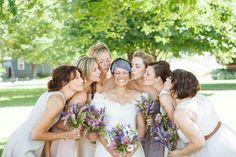 Jillian and Nathan's Wedding // Evan Perigo Photography