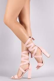 777947afaf Wrap It Up Blush Pink Heel Red Shoes, Cute Shoes, Shoes Heels, Ballet. Cousin  Couture