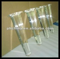 lucite bench legacrylic bench legplexiglass sofa bench legclear table legcrystal clear table legs view table legs ph product details from shenzhen acrylic furniture legslucite table leghigh transparent