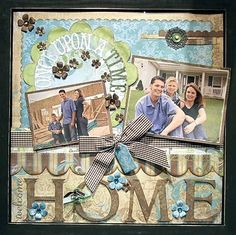 scrapbook ideas | Best Scrapbook Page Ideas of CHA Summer 2011