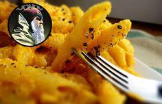 Pasta alla Zucca alla Moondog