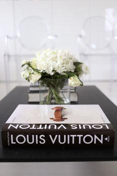 Homevialaura   BoConcept Lugo   black coffee table   livingroom   Louis Vuitton coffee table book   Kartell Louis Ghost