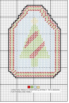 christmas tree fly swatter cover