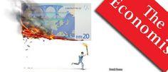 Gran portada de The Economist, by Derek Bacon