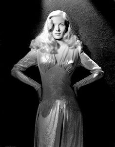 Veronica Lake. Photo by George Hurrell, 1942
