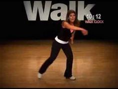Leslie Sansone Walk Your Belly Flat Walk Away The Pounds 3 Mile Walk - YouTube  I love her, walking video's are fun and work.